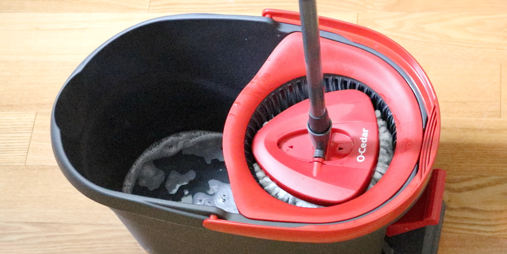Five Tips for a Cleaner Home