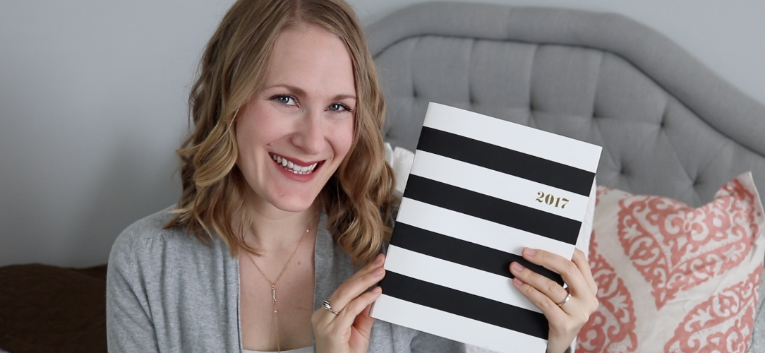 How to be organized in 2017 + Giveaway!