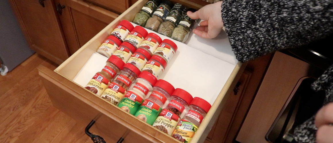 Best Dollar Tree Kitchen Hacks for your Spice Drawer! (Must see!)