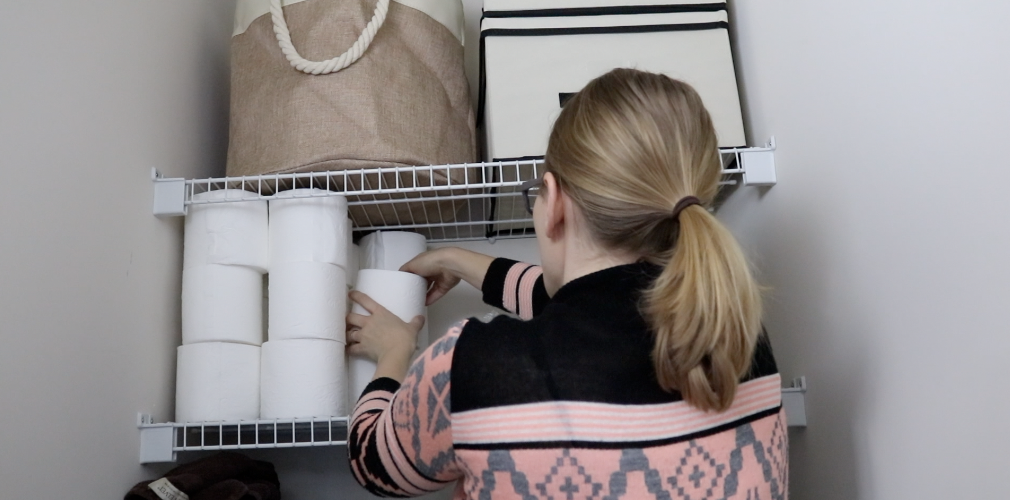 The motivation YOU need to organize your home!