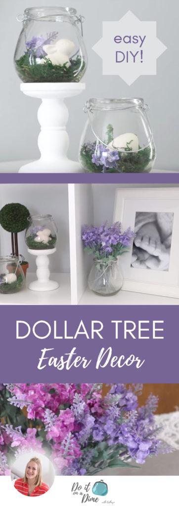 Amazing Dollar Tree Finds & Easy Easter DIYS